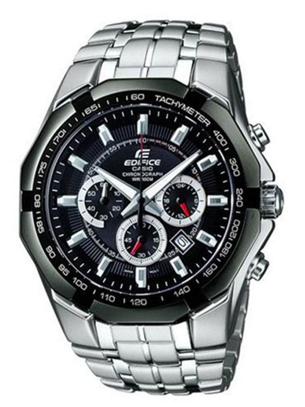 Casio Edifice ED-371 Edifice Analog Chronograph Mens  Watch
