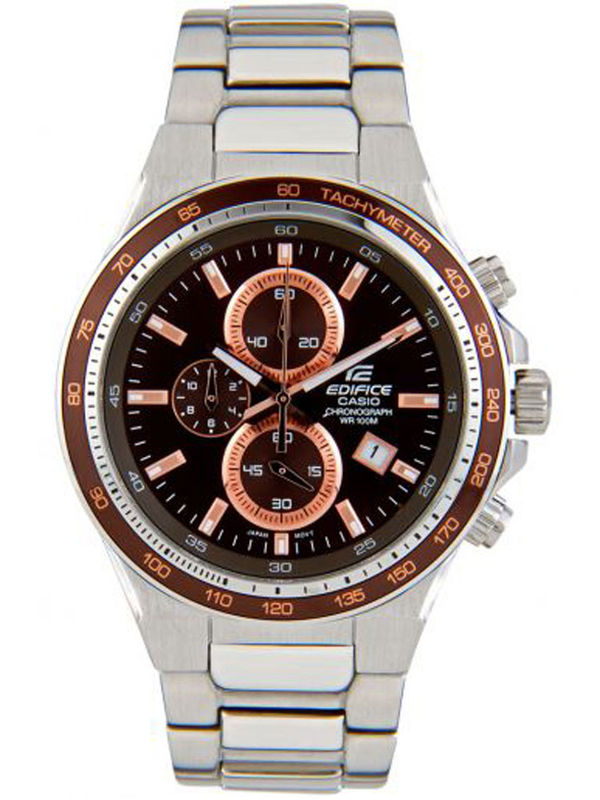 Casio Edifice ED-397 Edifice Analog Chronograph Mens  Watch