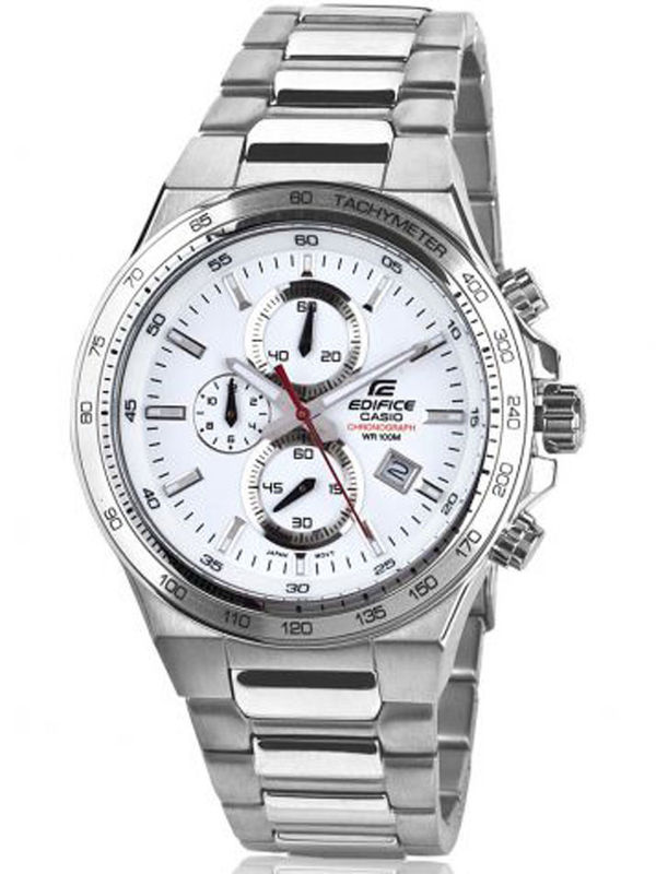 Casio Edifice ED-398 Edifice Analog Chronograph Mens  Watch