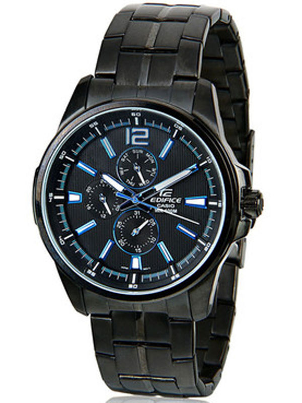Casio Edifice ED-460 Edifice Analog Multifunction Mens  Watch