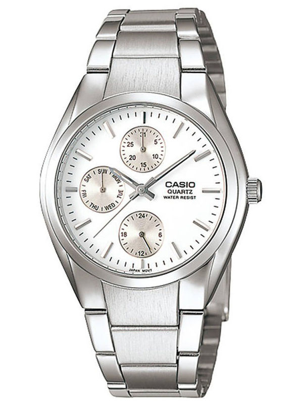 Casio Enticer A-165 Analog Multifunction Mens  Watch