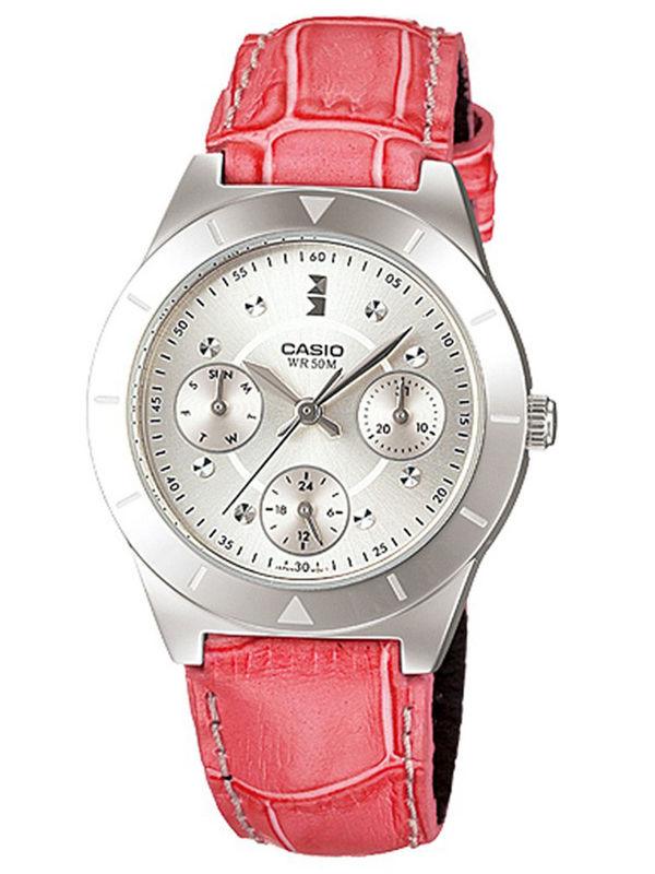 Casio Enticer A-532 Analog Multifunction Ladies  Watch