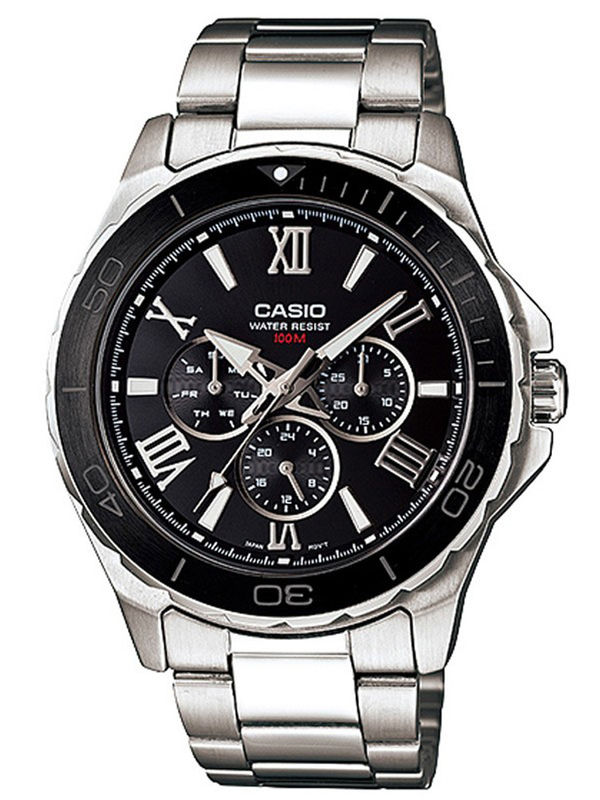 Casio Enticer A-788 Analog Multifunction Mens  Watch