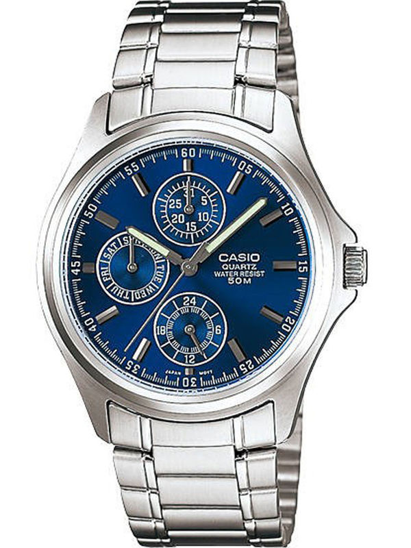 Casio Enticer A-387 Analog Multifunction Mens  Watch
