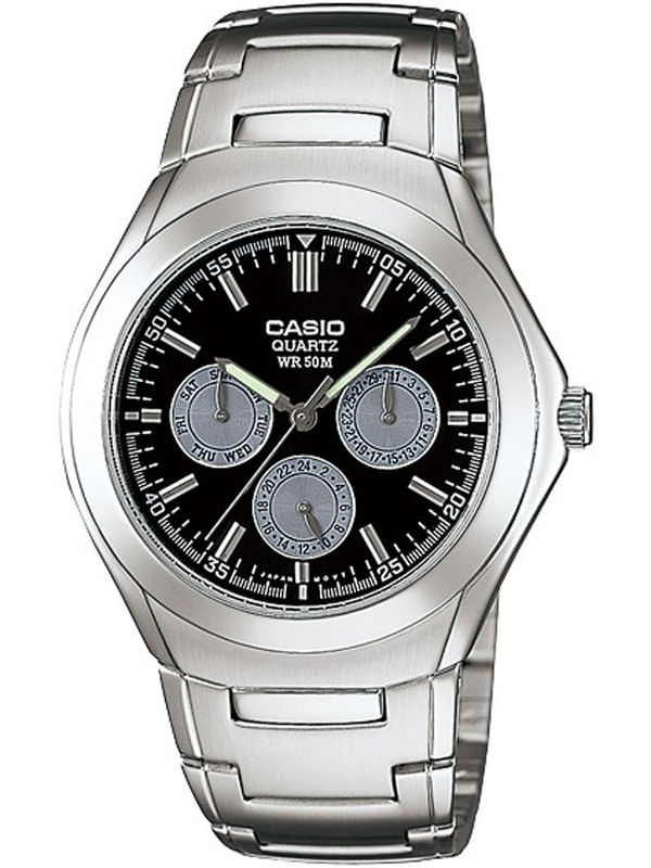 Casio Enticer A-389 Analog Multifunction Mens  Watch
