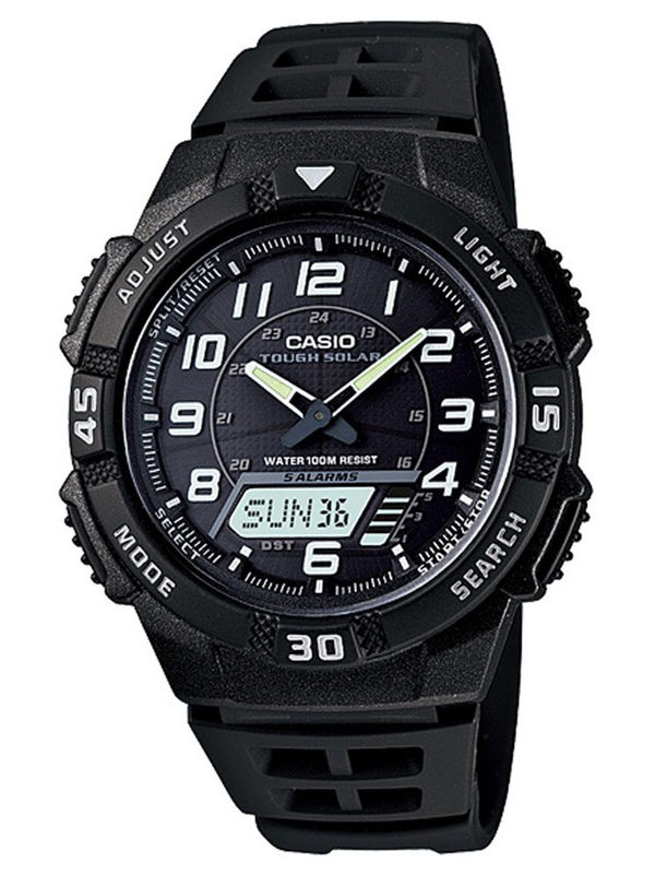 Casio Enticer AD-168 Analog-Digital Multifunction  Mens  Watch