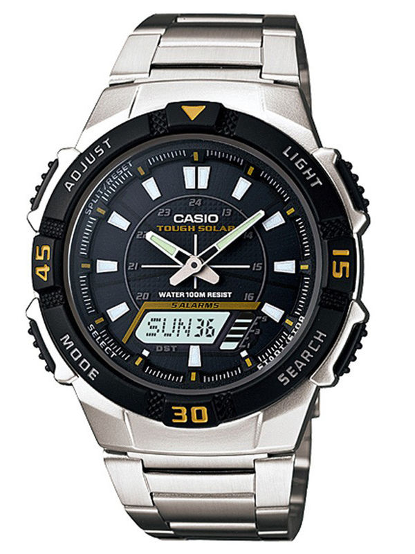 Casio Enticer AD-170 Analog-Digital Multifunction  Mens  Watch