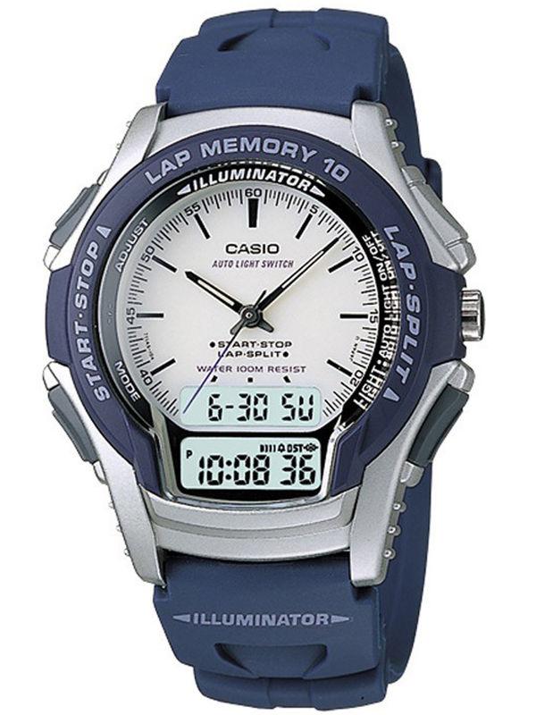 Casio Enticer AD-140 Analog-Digital Multifunction  Mens  Watch