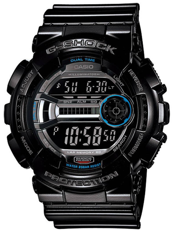 Casio G-Shock- G-406 Digital Multifunction  Mens  Watch