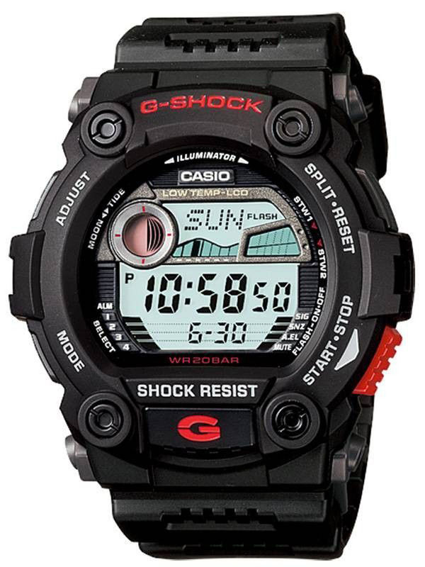 Casio G-Shock- G-260 Digital Multifunction  Mens  Watch