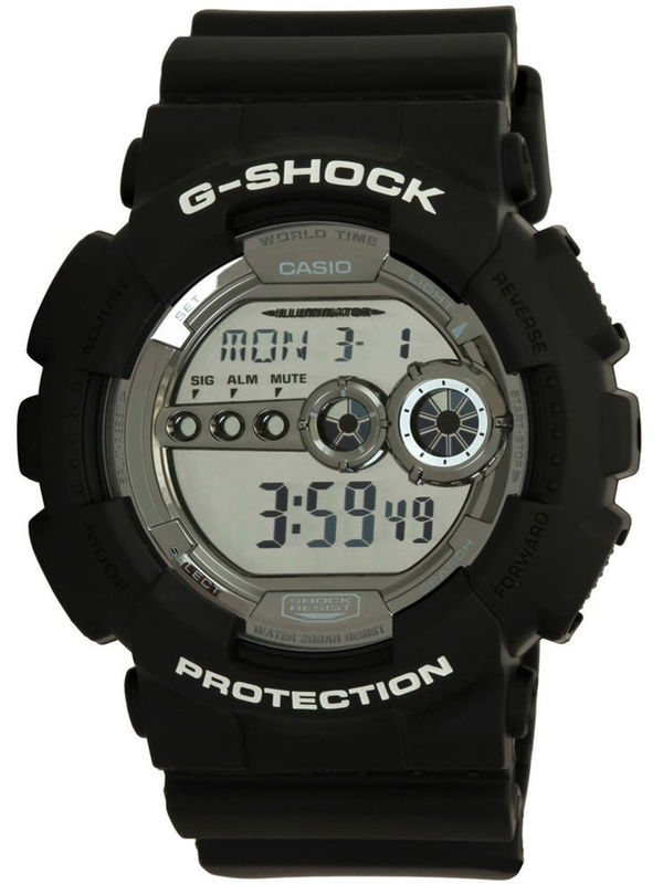 Casio G-Shock- G-384 Digital Multifunction  Mens  Watch