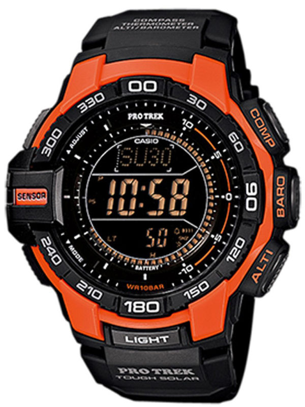 Casio Protrek SL-74 Digital Multifunction  Mens  Watch