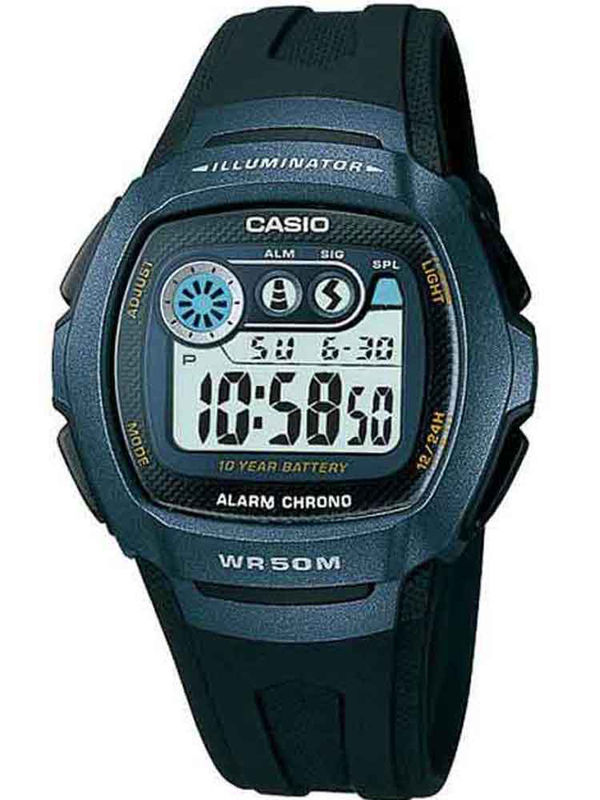 Casio I-064 Digital Multifunction  Mens  Watch