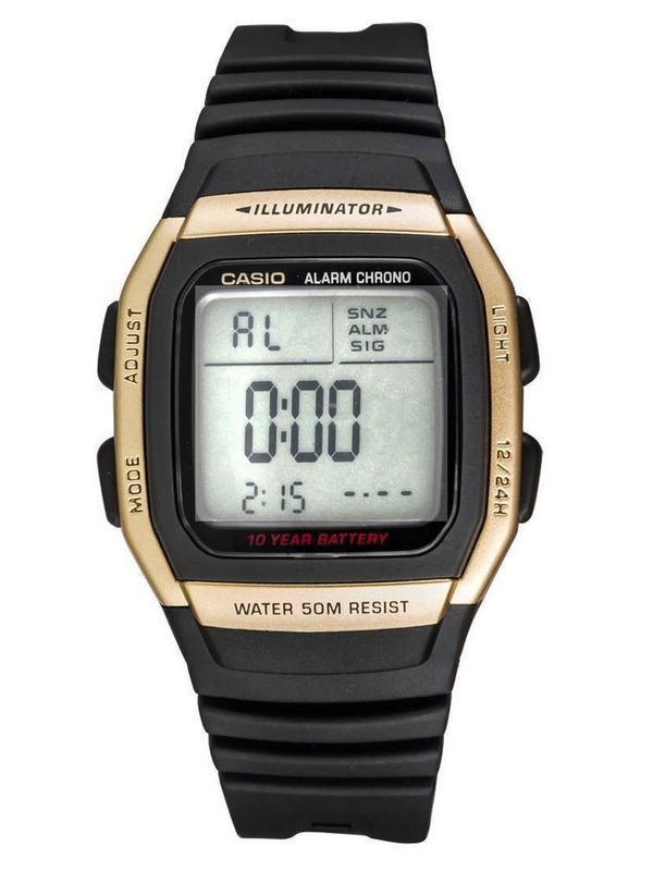 Casio D-034 Digital Multifunction  Mens  Watch
