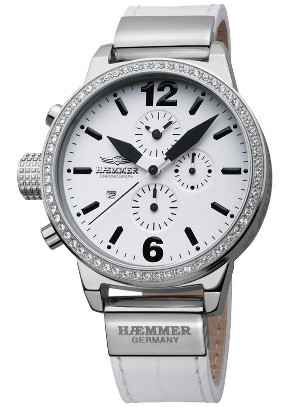 Haemmer-DHC-04 Chronograph Analog Ladies Watch