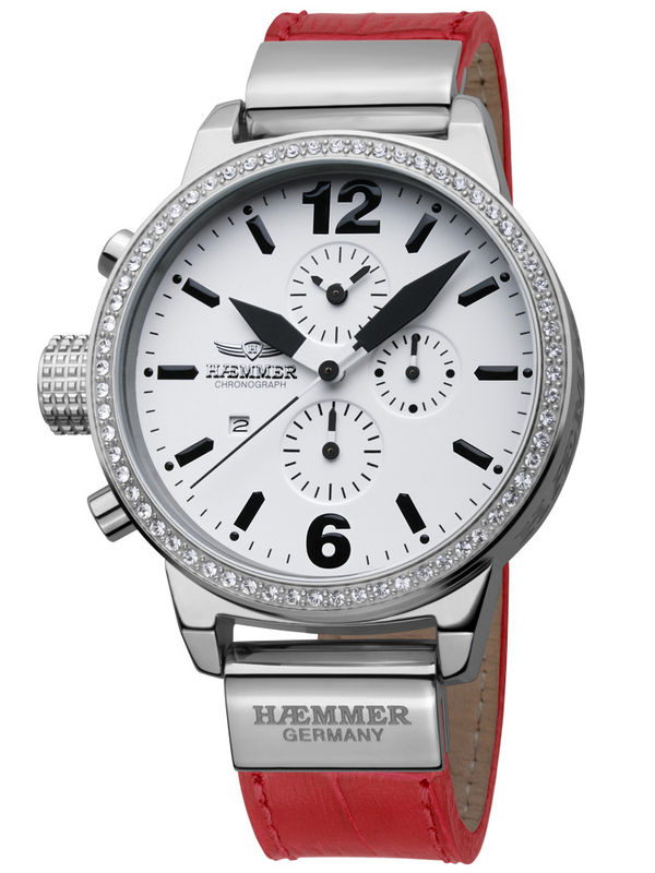 Haemmer-DHC-15 Chronograph Analog Ladies Watch