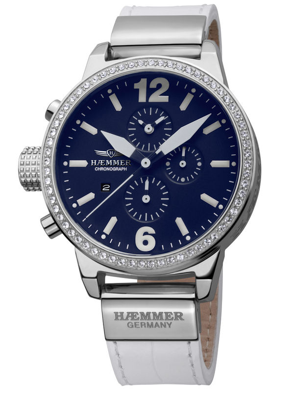 Haemmer-DHC-16 Chronograph Analog Ladies Watch