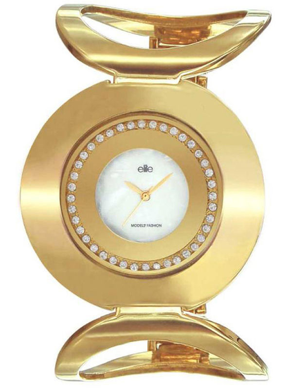 Elite-E52124-101 Analog Ladies Watch