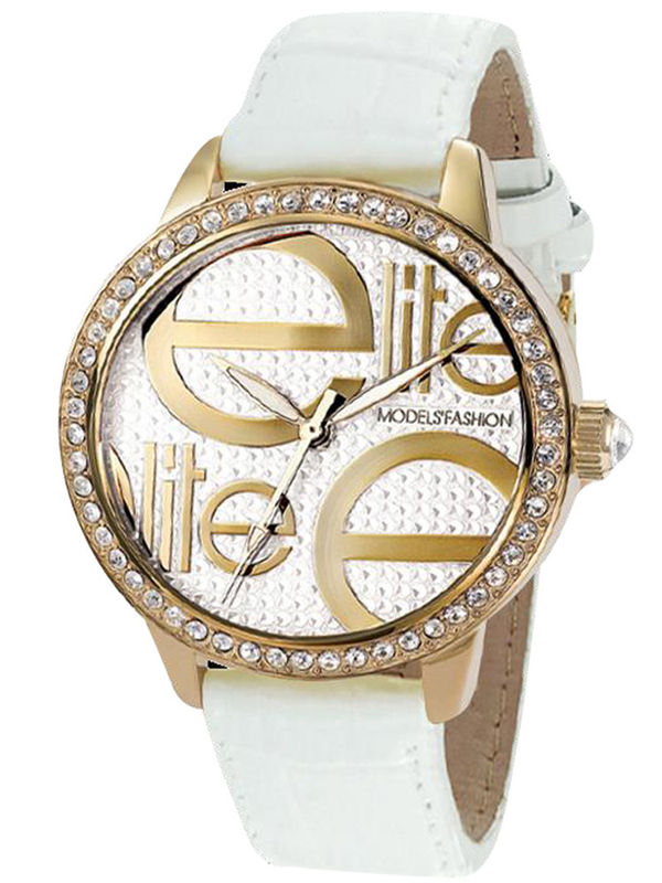 Elite-E52452G-101  Analog Ladies Watch