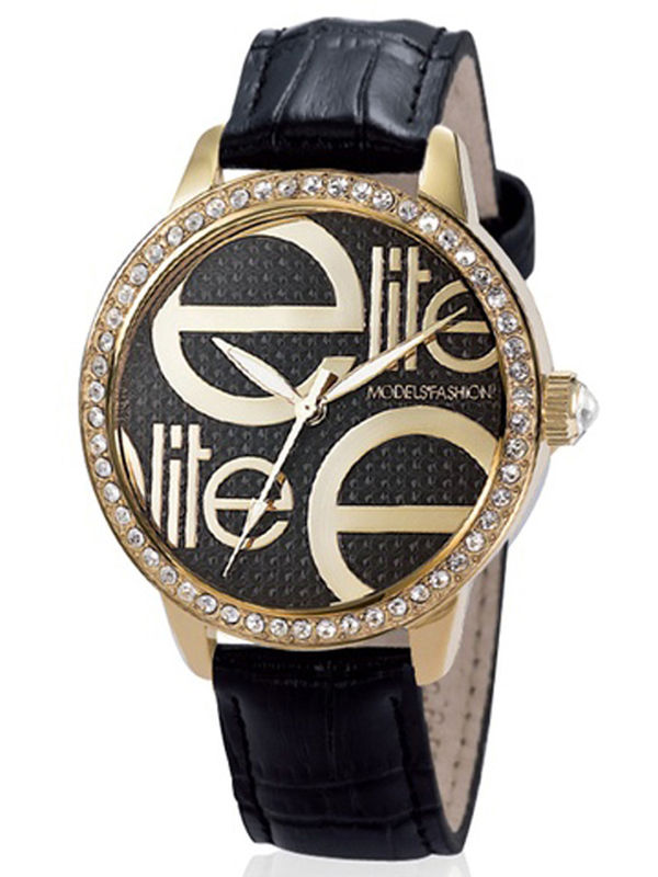 Elite-E52452G-103  Analog Ladies Watch