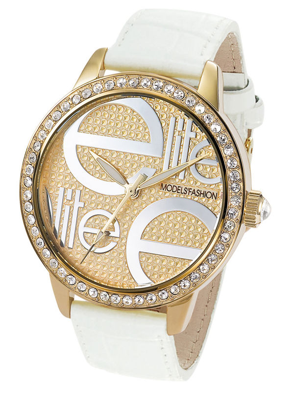 Elite-E52452G-104  Analog Ladies Watch