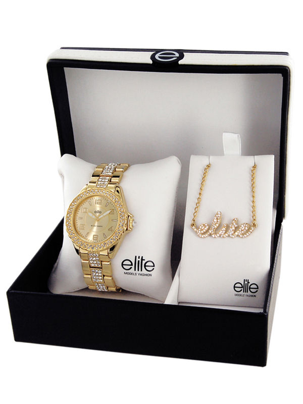 Elite-E52570-102   Analog Ladies Watch