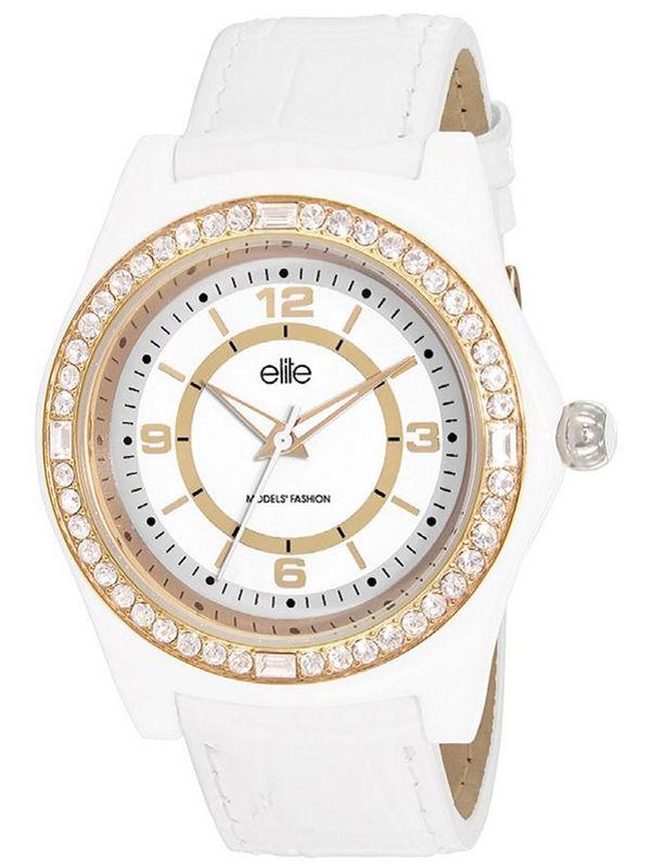 Elite-E52862-101   Analog Ladies Watch
