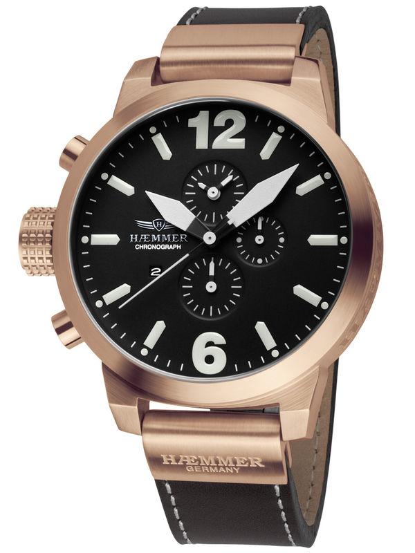 Haemmer-HC-14 Chronograph Analog Mens Watch