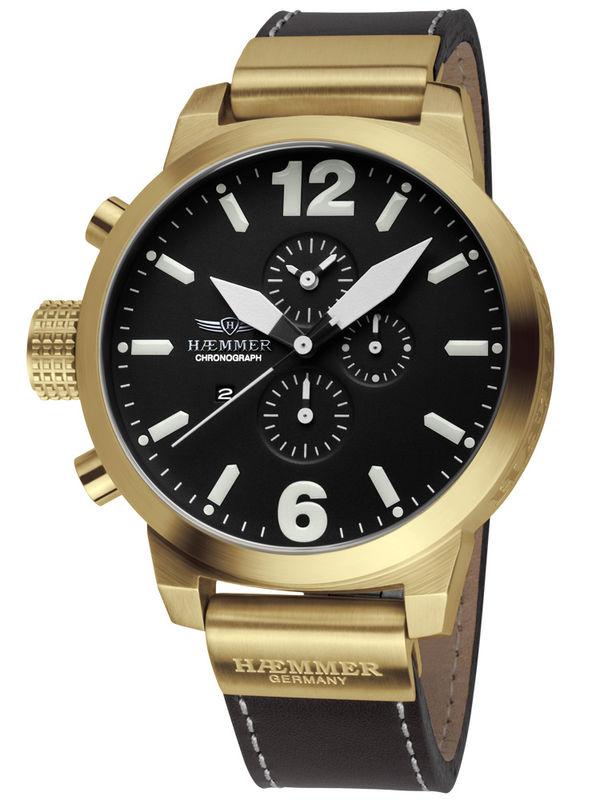 Haemmer-HC-15 Chronograph Analog Mens Watch
