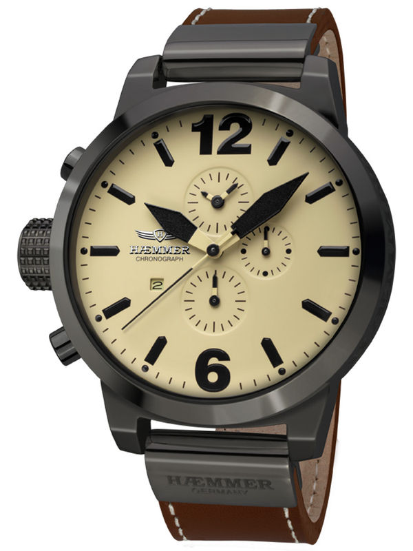 Haemmer-HC-32 Chronograph Analog Mens Watch