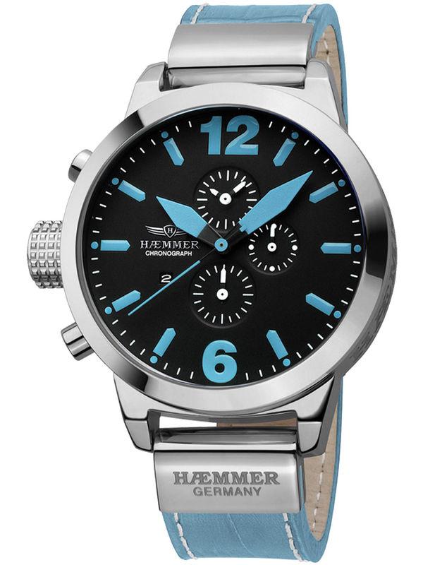 Haemmer-HC-36 Chronograph Analog Mens Watch