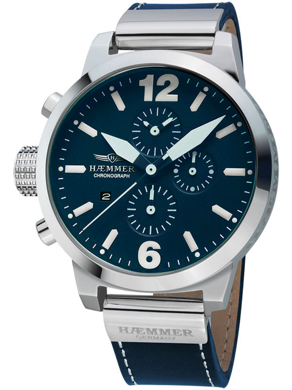 Haemmer-HC-38 Chronograph Analog Mens Watch