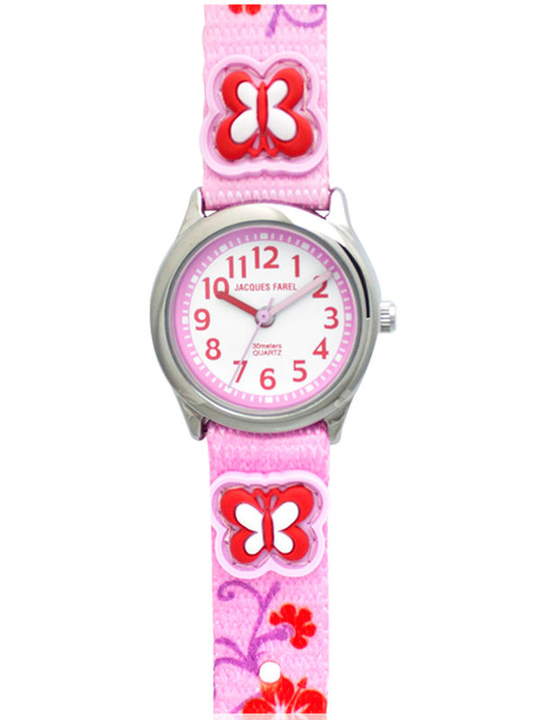Jacques Farel Kids-HCC3132 Analog Kids Watch