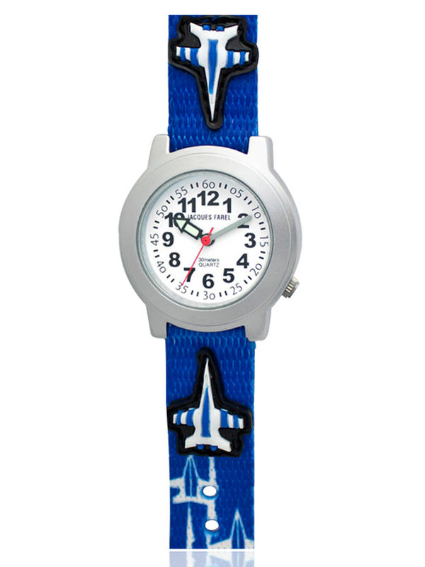 Jacques Farel Kids-HCW4123  Analog Kids Watch