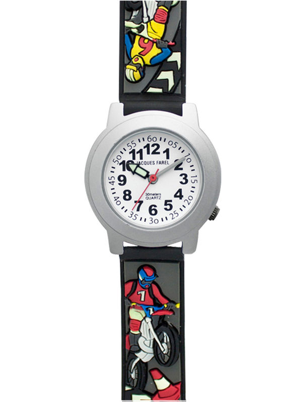 Jacques Farel Kids-HCZ5141 Analog Kids Watch