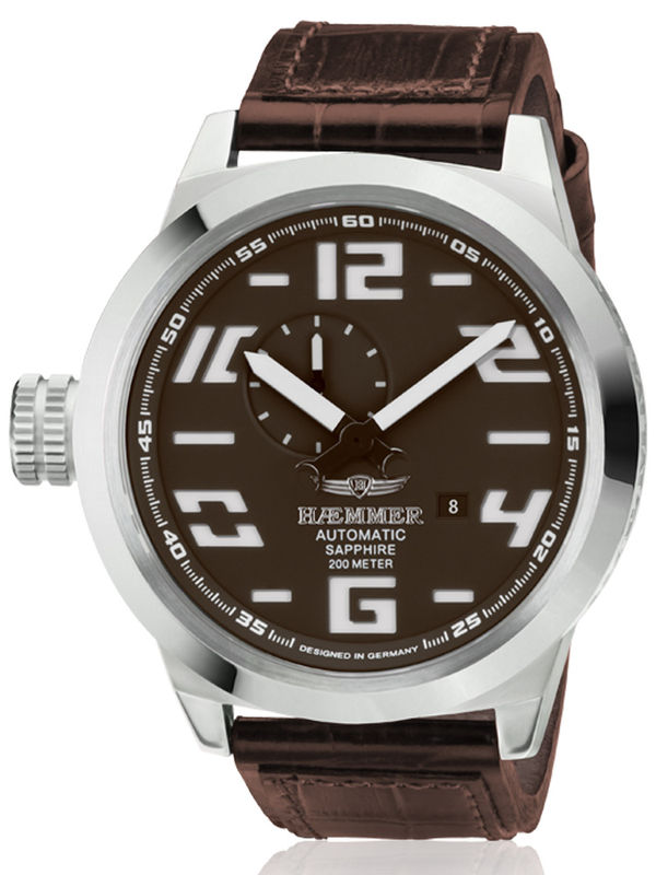 Haemmer-HM-08 Analog Mens Watch