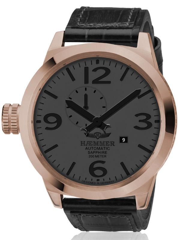Haemmer-HM-09 Analog Mens Watch