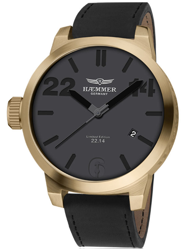Haemmer-HQ-04 Analog Mens Watch