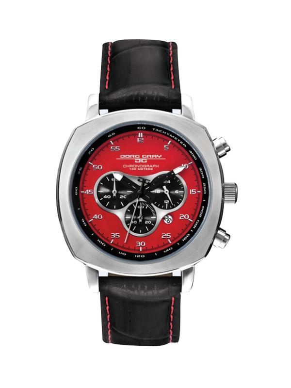 Jorg gray- JG3520  Chronograph Analog Mens Watch