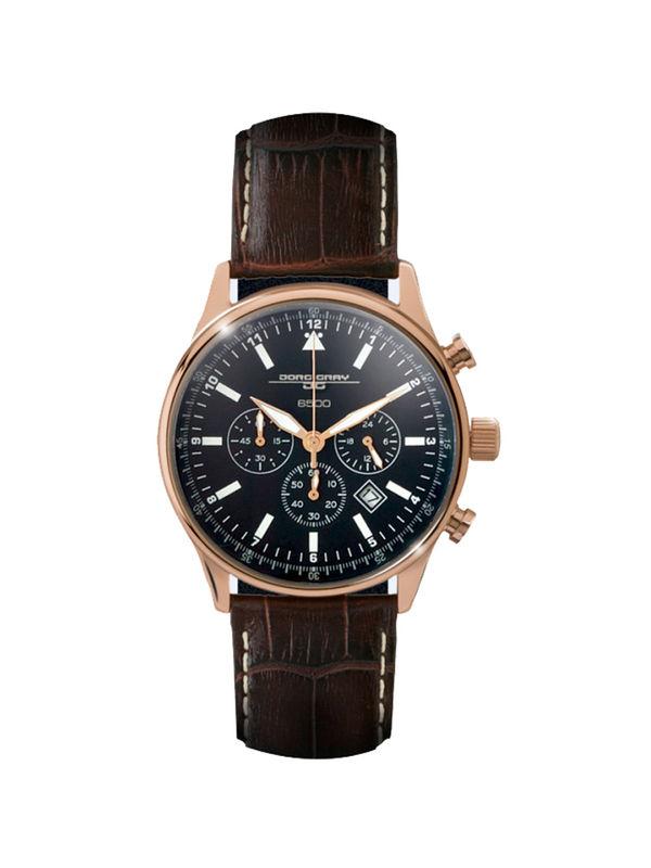Jorg gray-JG6500-51  Chronograph Analog Mens Watch