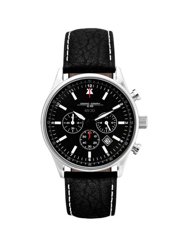 Jorg gray-JG6500 Chronograph Analog Mens Watch