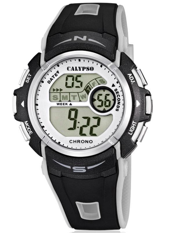 Calypso - K56100-8 Chronograph Digital Mens Watch