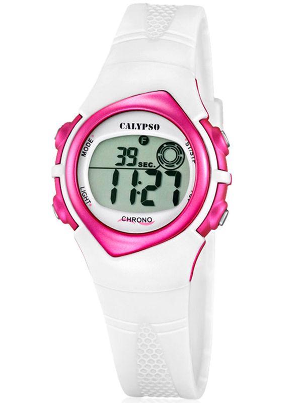 Calypso - K5630-2  Chronograph Digital Ladies Watch