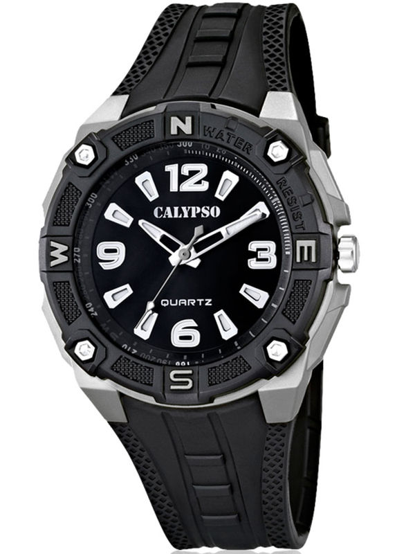 Calypso - K5634-1 Analog Mens Watch