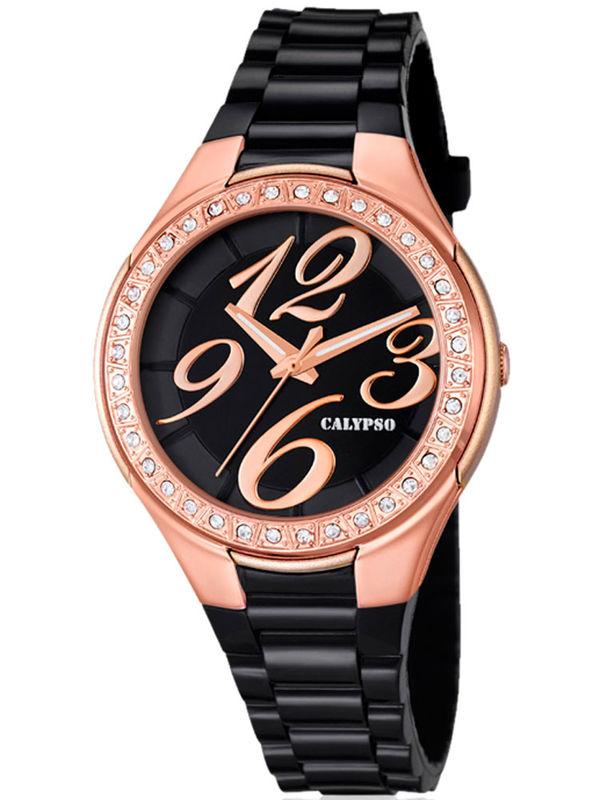 Calypso - K5634-2 Analog Ladies Watch