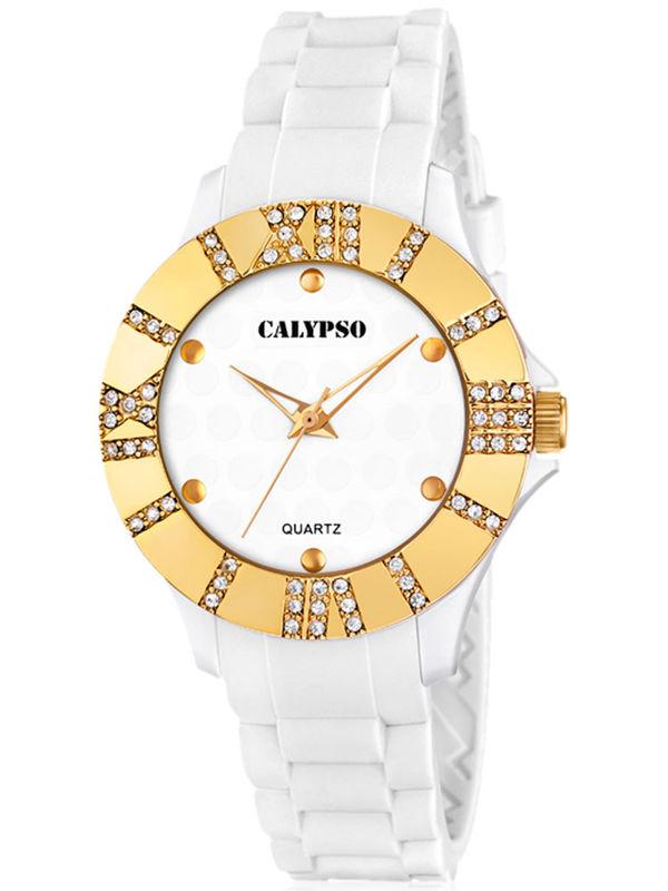 Calypso - K5649-2 Analog Ladies Watch