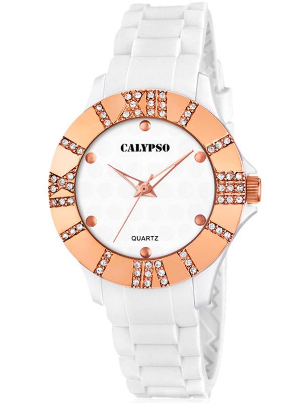 Calypso - K5649-3 Analog Ladies Watch