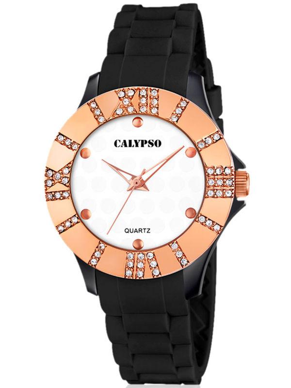 Calypso - K5649-6 Analog Ladies Watch