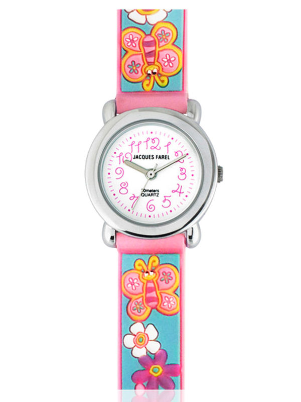 Jacques Farel Kids-KAB5171 Analog Kids Watch