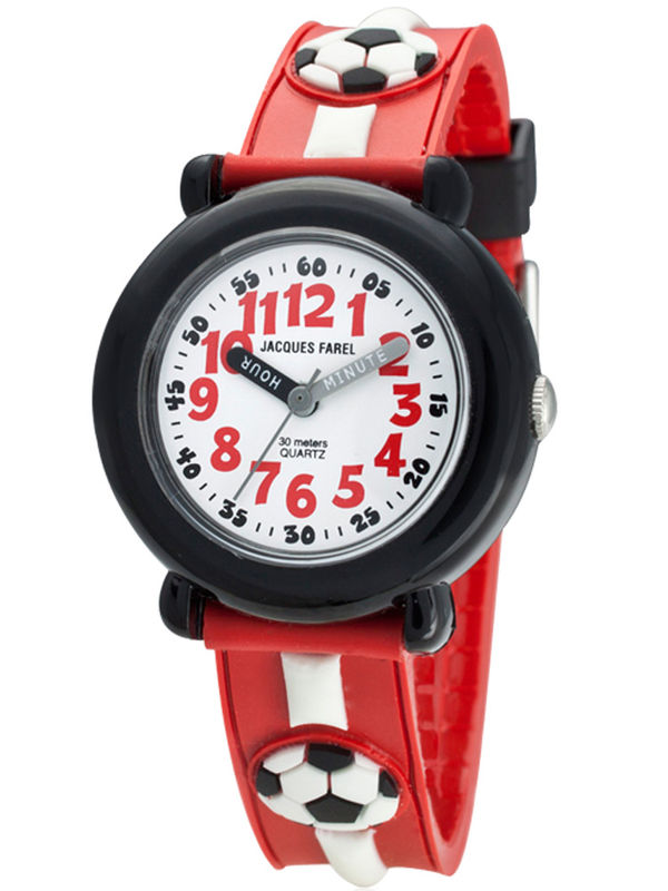 Jacques Farel Kids-KBW9001 Analog Kids Watch